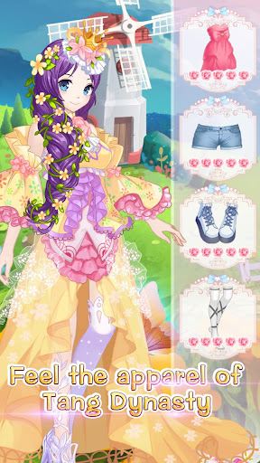 Magic Princess Dress 3 - screenshot