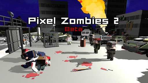 Pixel Zombies 2 0.2.1 screenshots 4