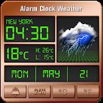 Alarm clock style weather widget 16.6.0.50022