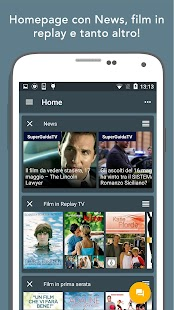 Super Guida TV Gratis- miniatura screenshot