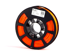 Kodak Neon Orange PLA+ Filament - 2.85mm (0.75kg)