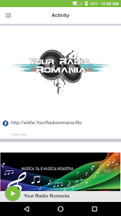 Your Radio Romania - náhled