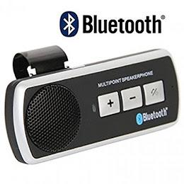 Car kit cu Bluetooth compatibil cu orice telefon