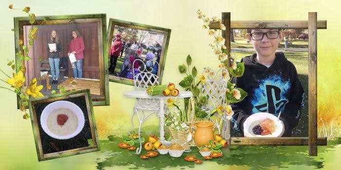 10. oktobris ir Starptautiskā Putras diena. 8. oktobrī Eko skolas padome un skolēnu pašpārvalde rīkoja Putras dienas pasākumu. Pasākumu vadīja Elza Zandere un Līva Lazdiņa. Bērni minēja mīklas, pelnīja veselīgas balviņas. Klausījas pasaku par Putru un iepazinās ar ticējumiem par Putru.  Paldies saimniecītēm par gardo ķirbju putru.