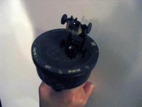 Photo: hand bearing compass