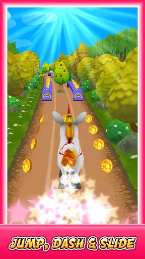 Unicorn Runner 3D - Horse Run 1.3.0 screenshots 2