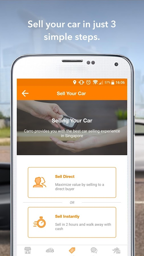 Carro - Buy & Sell Cars Direct- screenshot