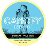 Canopy Sunray Pale Ale