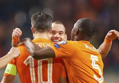 Plantureuse victoire des Oranje