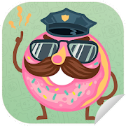 New WAStickerApps - Food Stickers For WhatsApp