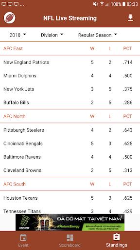 NFL Live Streaming 14 screenshots 4