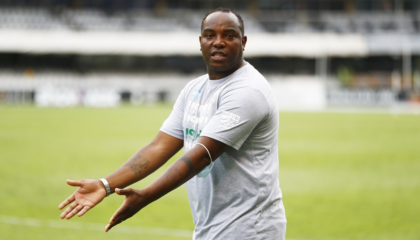 Benni McCarthy vents his frustrations as AmaZulu continue dropping points