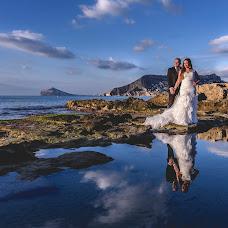Wedding photographer Manuel Del amo (masterfotografos). Photo of 12.12.2017