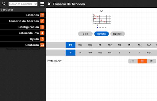 Tabs & Chords in Spanish screenshot 8