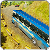 Mountain Bus Driver Simulator 2019: Offroad Bus