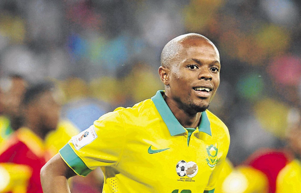 Bafana Bafana star midfielder Thulani Serero in in the squad to play Nigeria on November 17,
