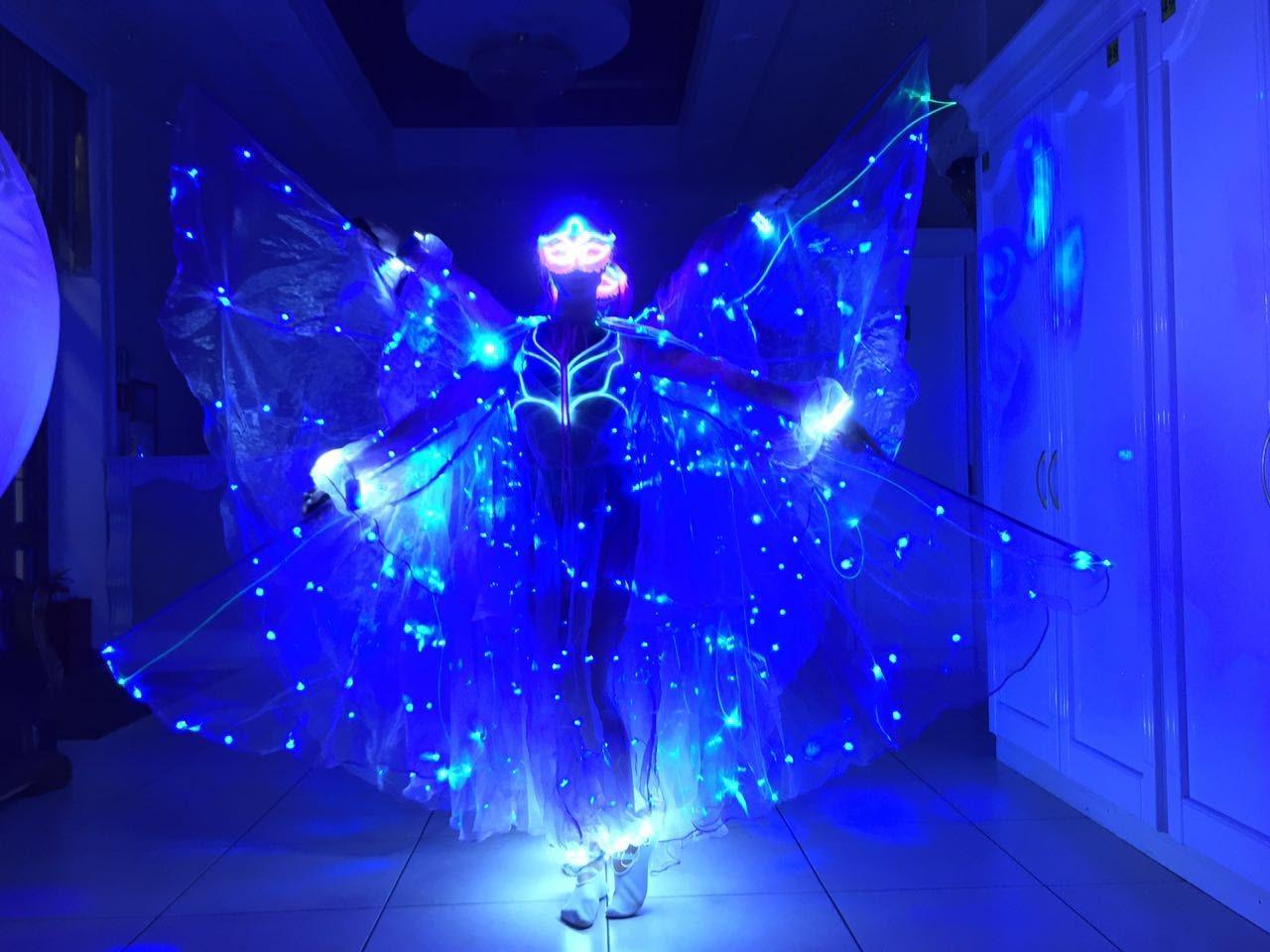 светодиодное шоу картинка для ванны гидромассажем