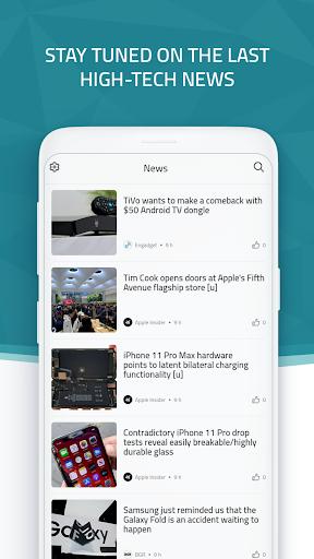 Geek Tech - High Tech News screenshots 4