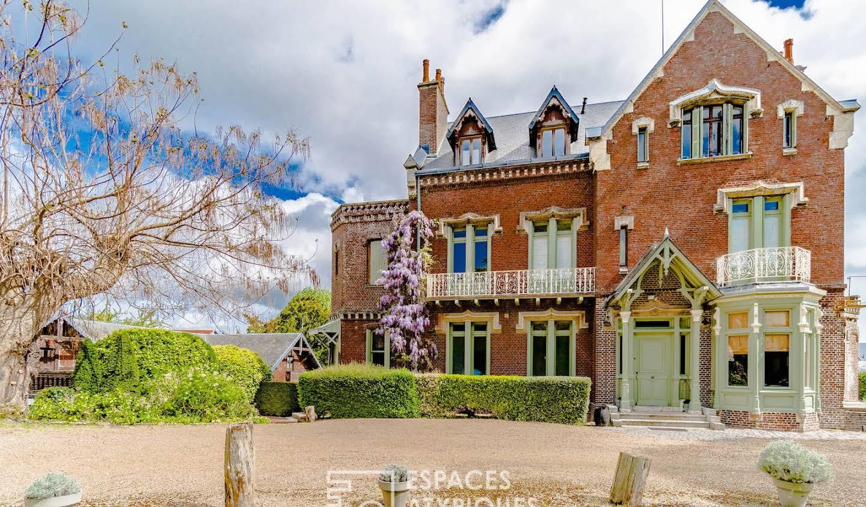 House with terrace Honfleur