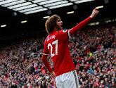 Man Utd-legende Ryan Giggs is zwaar onder de indruk van Marouane Fellaini