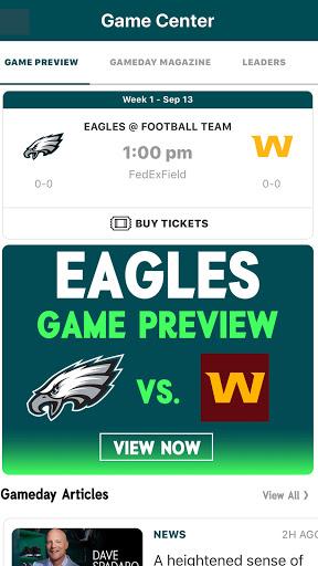 Eagles Official Mobile screenshot 3