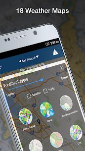 Weather by WeatherBug Apk : Live Radar Map & Forecast 4