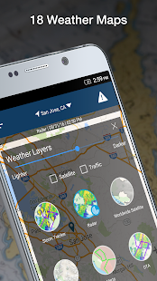 WeatherBug - Forecast & Radar- screenshot thumbnail