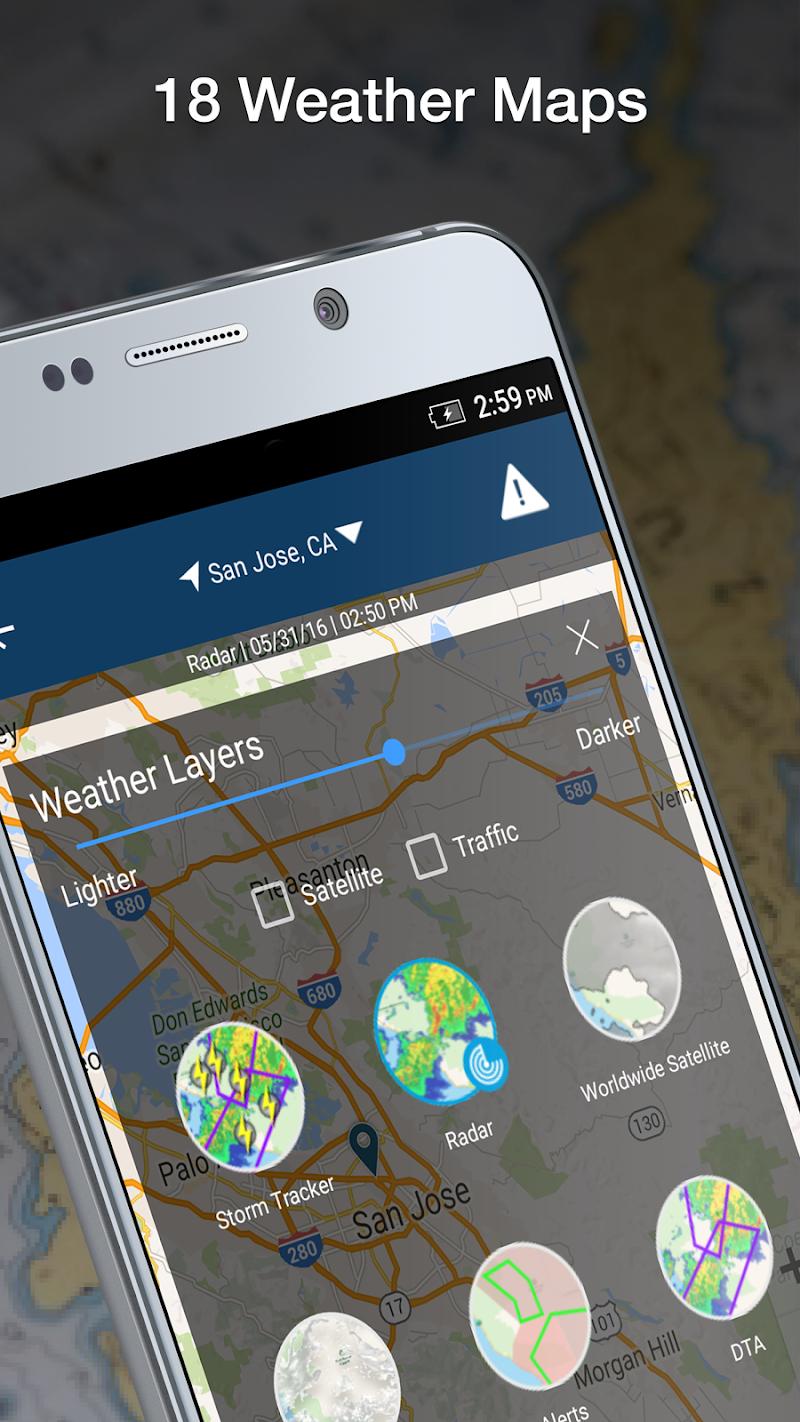 Weather by WeatherBug Screenshot 3