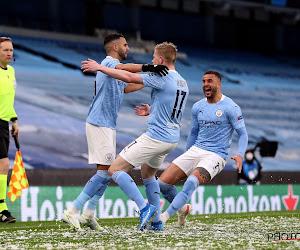Kevin De Bruyne en Manchester City zitten in de finale van de Champions League