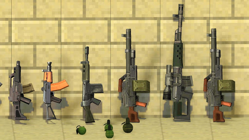 StrikeBox: Sandbox&Shooter screenshots 6