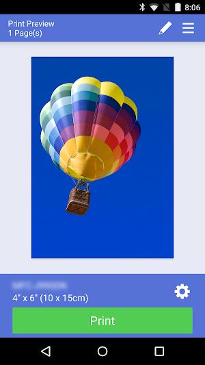 2 Brother iPrint&Scan App screenshot
