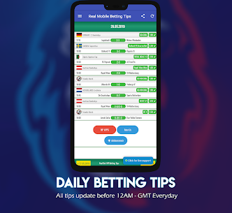 Real Bet VIP Betting Tips 2