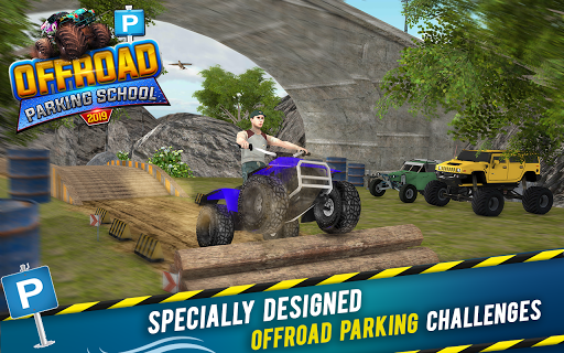 Off road Jeep Parking Simulator: Car Driving Games 1.4 screenshots 14