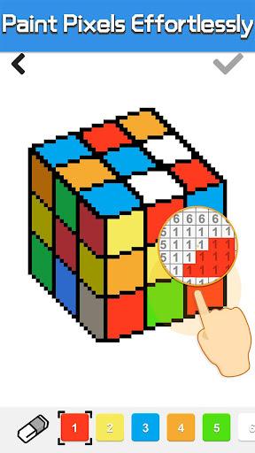 Pixel Coloring - Pixel Art Game 1.0.0 screenshots 2