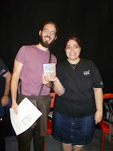 Photo: Ganador sorteo - Póker de bichos