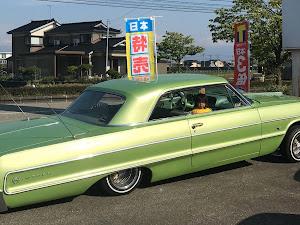 インパラ 1964HTのカスタム事例画像 pan-kunさんの2019年10月04日20:42の投稿