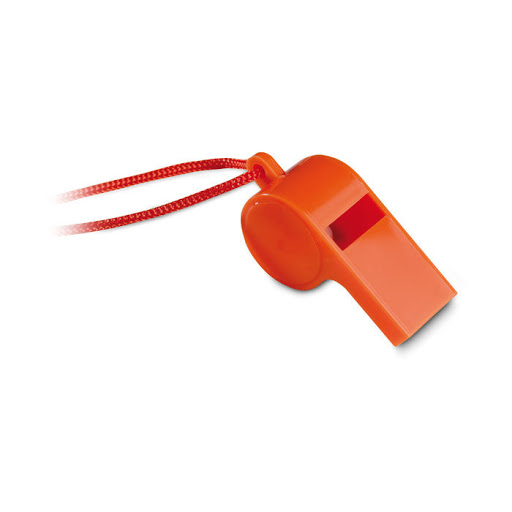 Printed Sports Whistles