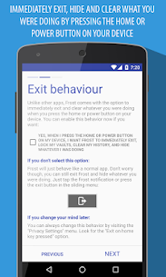 Frost – Private Browser Apk Latest Version Download For Android 5