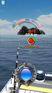 Monster Fishing 2020 MOD APK (Unlimited Diamonds/Hooks) 4