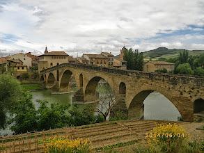 Photo: Le fameux pont