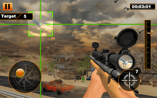 Bird Hunter Sniper Shooter 1.0.10 screenshots 1