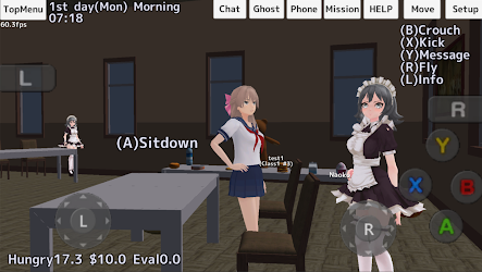 School Girls Simulator 2