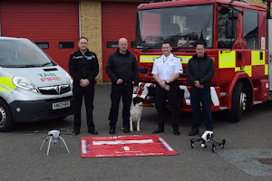Drone could be patrolling over Welshpool