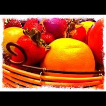 Photo: Fruit basket #intercer - via Instagram, http://instagr.am/p/KRlpvpJfsC/
