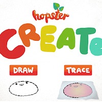 Help your kids learn to express themselves with Hopster Create