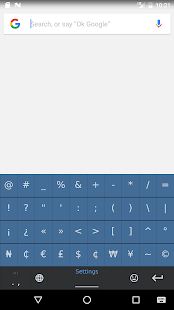 South American Native Keyboard- screenshot thumbnail