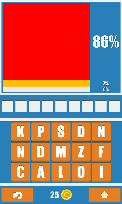 Brand Color Quiz- screenshot