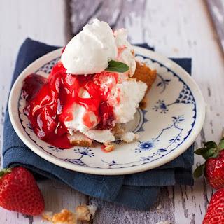 Strawberry Angel Food Lush.