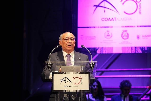 José Martínez-Cosentino Justo, patrono de la Fundación Eduarda Justo.