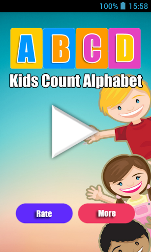 Kids Count Alphabet Game